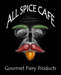 GhostLogoFiery 121x150 Hot new releases from All Spice Cafe!