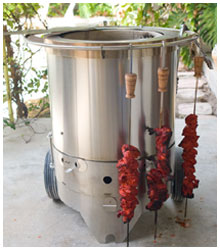 Charmant Try A New Tandoori Oven For Your Backyard.