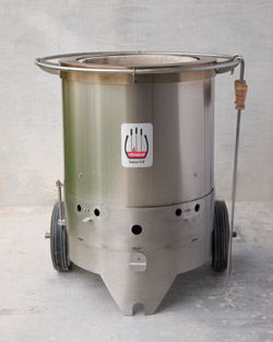 Try A New Tandoori Oven For Your Backyard.