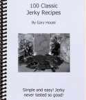 100 Classic Jerky Recipes Cookbook