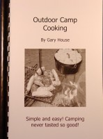 outdoor camp cookbook 148x200 Santa has arrived at the Cooking Outdoors store!