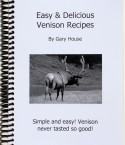 145 Easy & Delicious Venison Recipes Cookbook