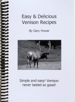 venison recipes 148x200 Santa has arrived at the Cooking Outdoors store!