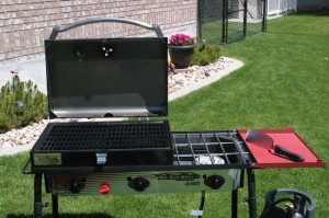Win a Camp Chef Big Gas Grill