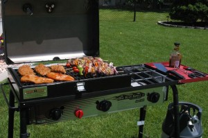 SPG90B shish kabobsl oc 300x199 Win a Camp Chef Big Gas Grill!