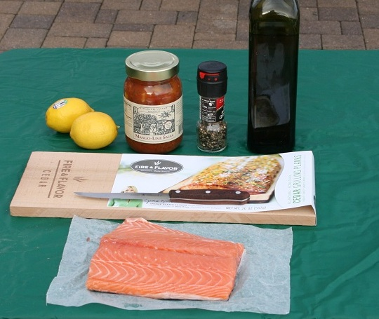 cookingoutdoors1 Step Up Your Grilling Game with a Cedar Plank