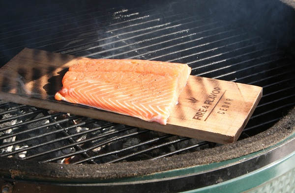 cookingoutdoors3 Step Up Your Grilling Game with a Cedar Plank