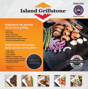 IGS box cover 297x300 Island Grillstone has Arrived!