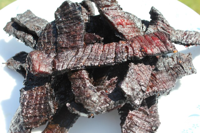 IMG 3351 640x480 Camp Chef Smoke Vault Hawaiian Jerky recipe