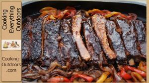 Worlds Best Dutch oven Ribs
