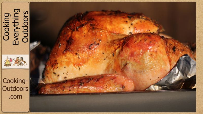 How to Grill a Perfect Holiday Turkey Video