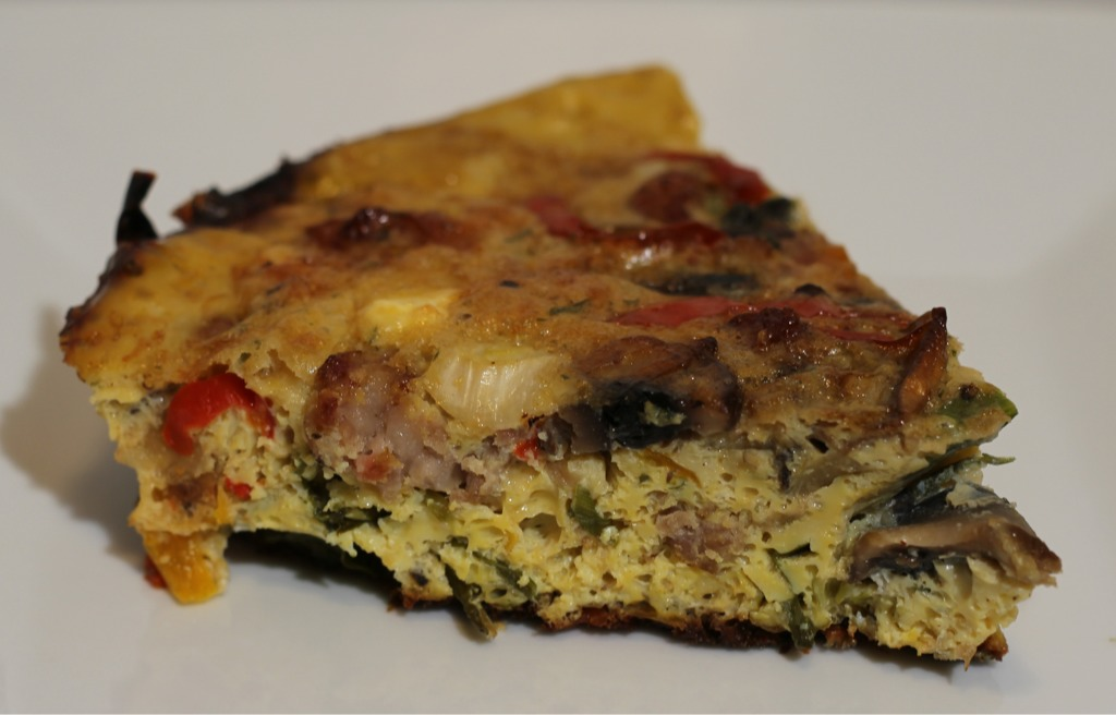 Mountain Man Frittata Recipe