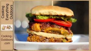 Monster Stacker Burgers