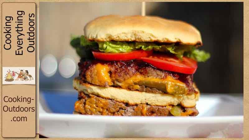 Monster Stacker Burger Video