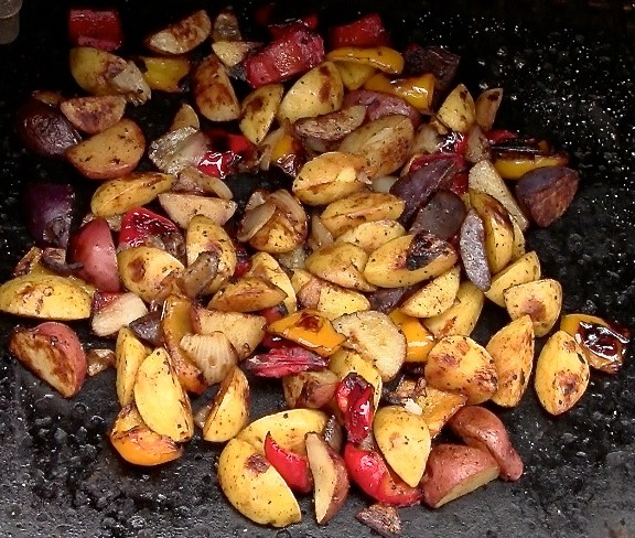 Island Grillstone Breakfast Potatoes I Grill Breakfast Do You?