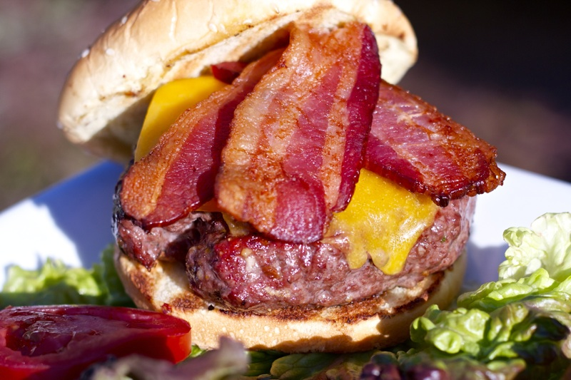 McCormick's All American Burger Recipes