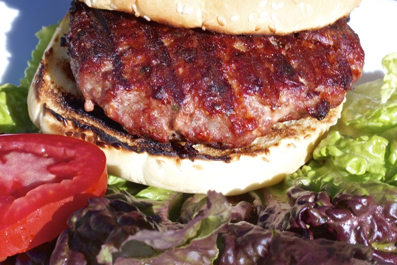 McCormick's All American Burger Recipes
