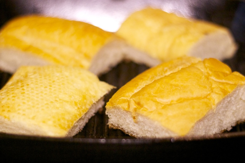 Teriyaki Pulled Pork Sandwich