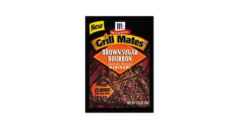 McCormick Brown Sugar Bourbon Pork Tenderloin recipe