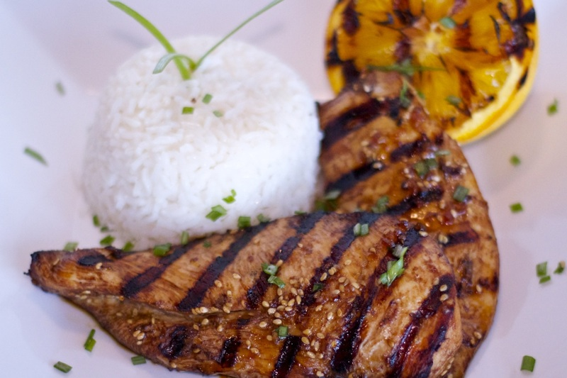 McCormick Grilled Asian Orange-Ginger Chicken