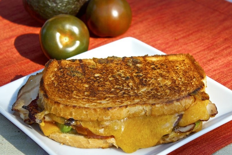 How to make Delicious Grilled Cheese Sandwiches