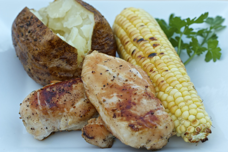 Mesquite-Grilled Chicken Recipe