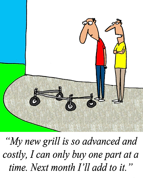 Sunday Morning Grilling Comics June 1, 2014