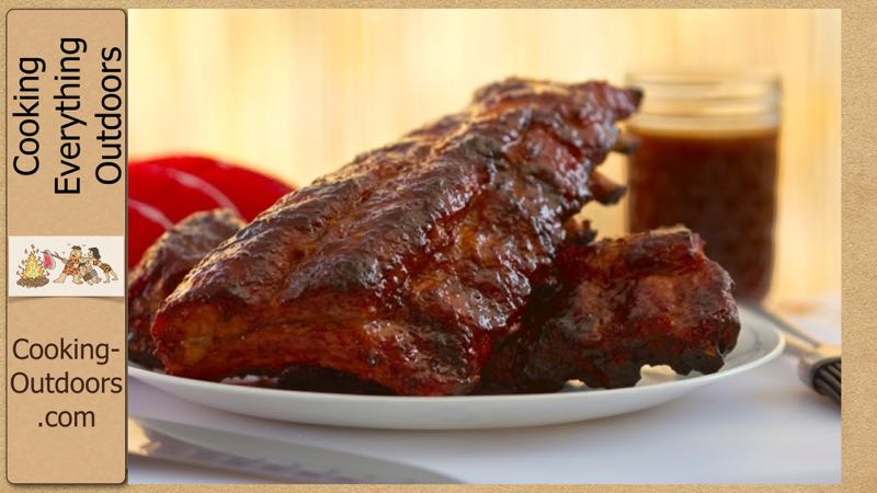 How to Grill Baby Back Ribs in 1 Hour