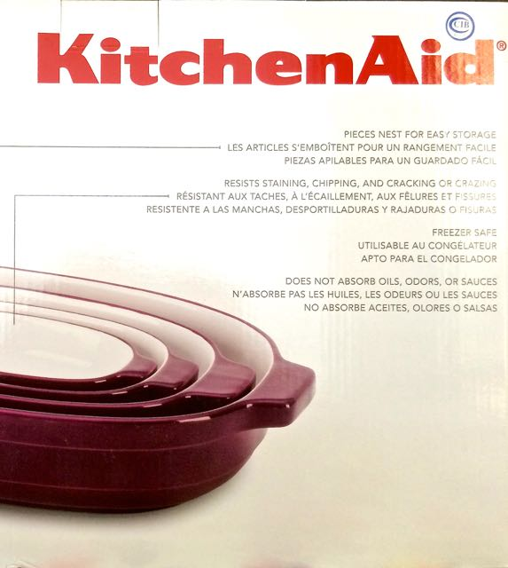 KitchenAid Ceramic Bakeware Review