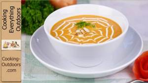 Roasted Red Bell Pepper Soup Recipe