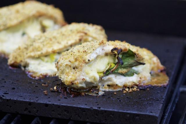 Island Grillstone Stuffed Chicken Breast Recipe
