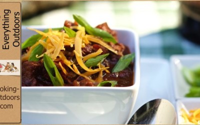 Easy and Delicious Grilled Steak Chili Recipe