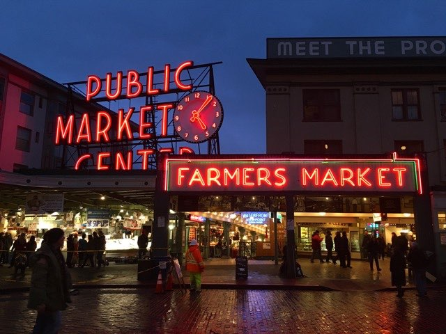 Pike Place Market, Seattle, WA – Food Tour