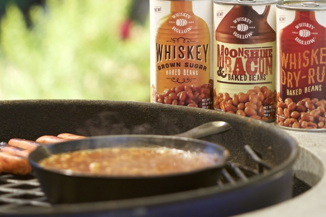 Whiskey Hollow Baked Beans on the Grill | Cooking-Outdoors.com | Gary House