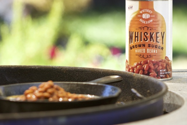 Whiskey Hollow Whiskey Brown Sugar Baked Beans | Cooking-Outdoors.com | Gary House