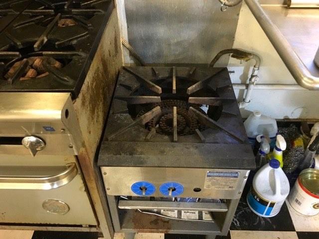 Pot burner | Cooking-Outdoors.com | Gary House