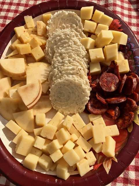 pedrozo cheese samples   Traveling 4 Food   Gary House