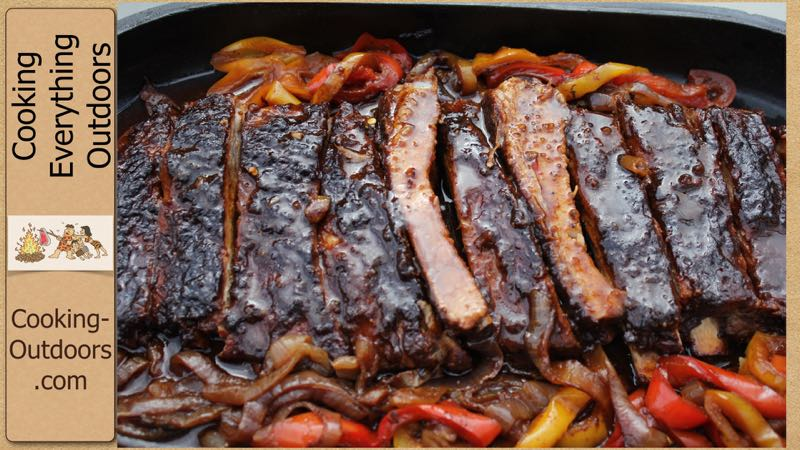 Worlds Best Dutch oven Ribs Video