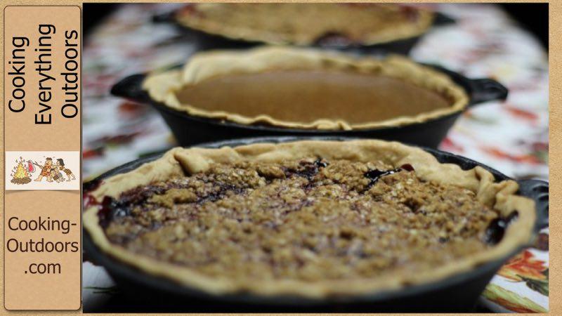 Four Holiday Pie Recipes Video