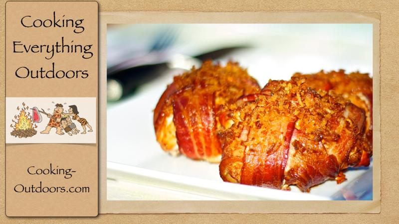 smoked chicken cordon bleu