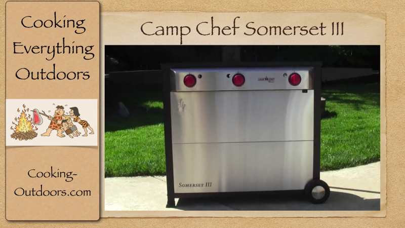 Camp Chef Somerset Iii Patio Stove Grilling Product Review