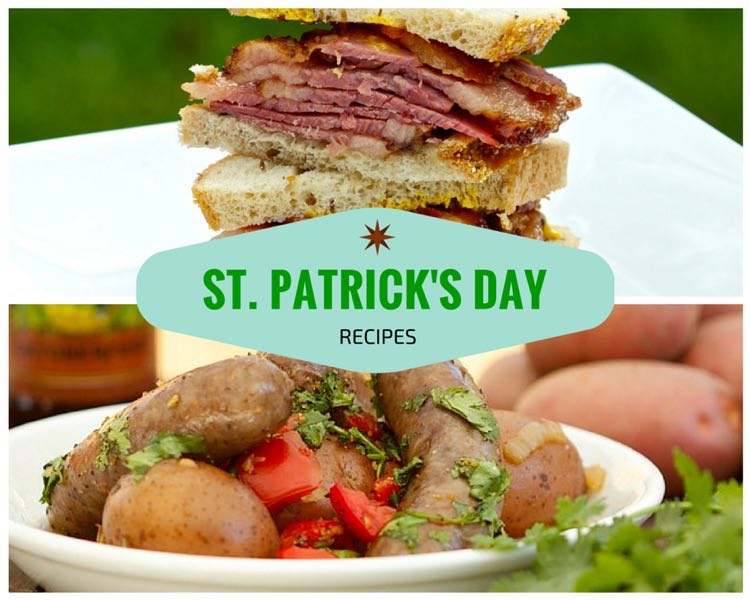 Four delicious st patricks day recipes cooking outdoors four delicious st patricks day recipes forumfinder Choice Image