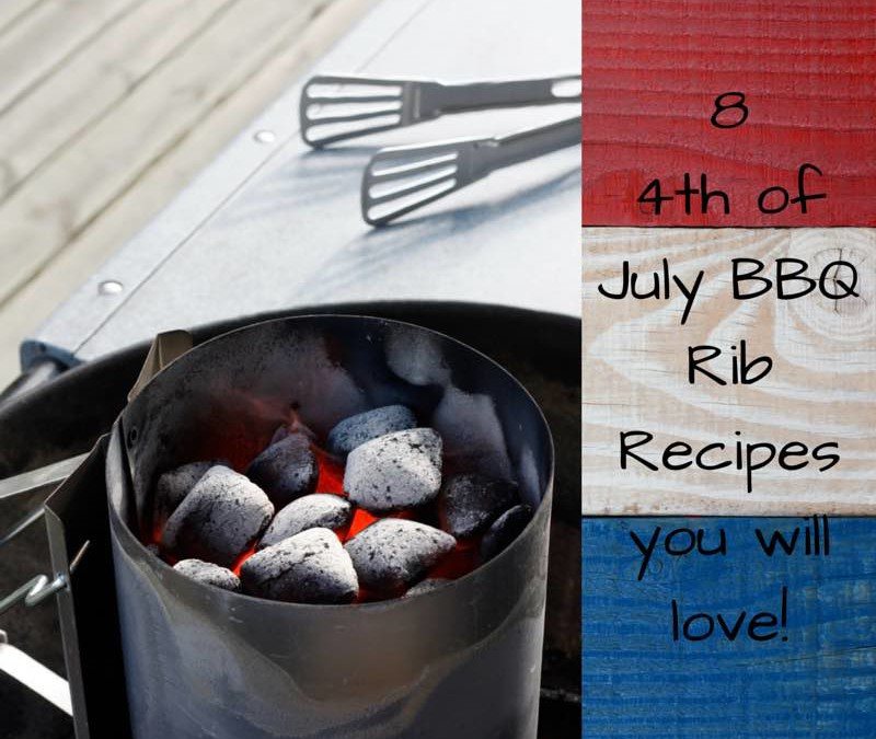 8 Amazing BBQ Rib Recipes for 4th of July