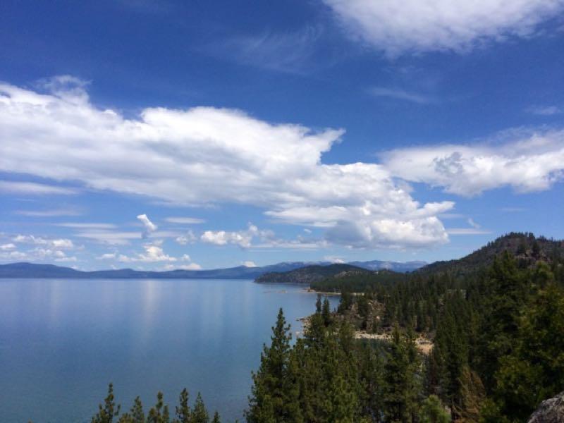 Food Adventures in South Lake Tahoe, Ca