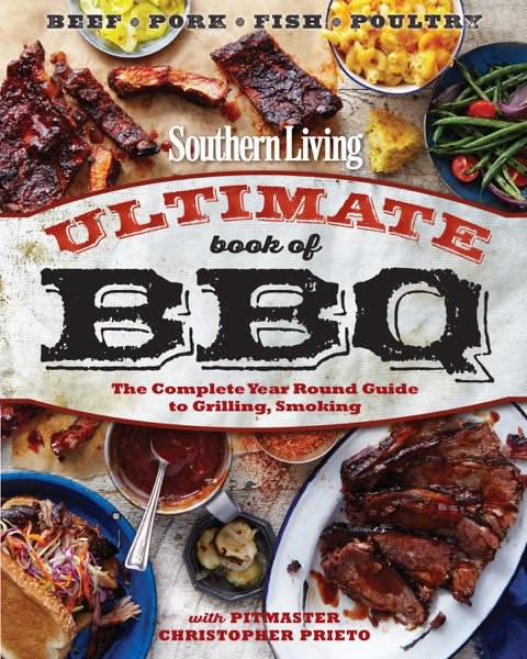 Southern Living's Ultimate Book of BBQ – Review