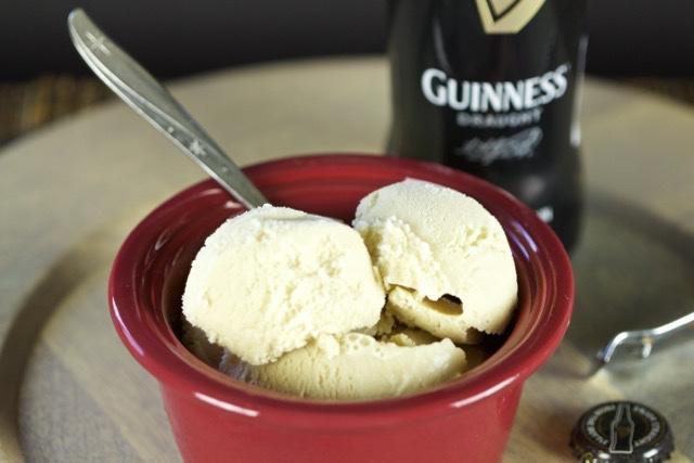 Guinness® Stout Ice Cream Recipe