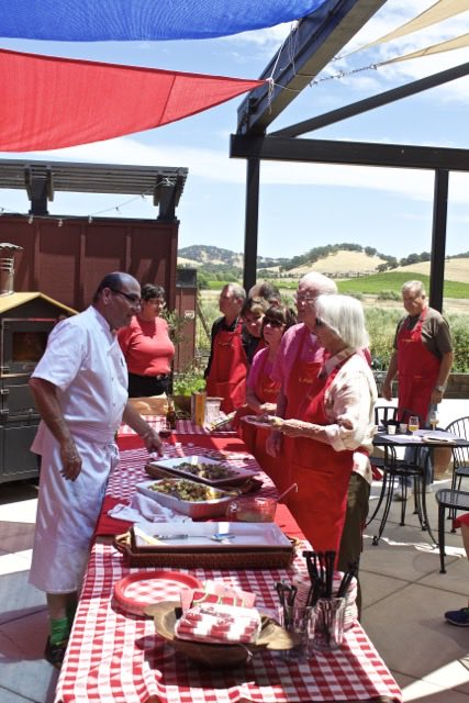 Gourmet Grilling and Beer Tasting Class at Il Fiorello Olive Oil Company