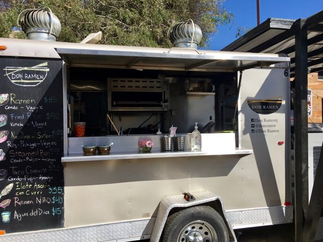 Food trucks 6 | Telfonico Gastro Park | Traveling 4 Food | Gary House