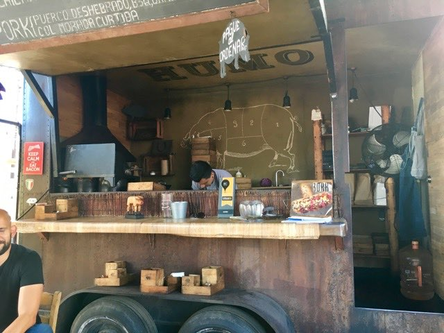Food trucks 2 | Telfonico Gastro Park | Traveling 4 Food | Gary House