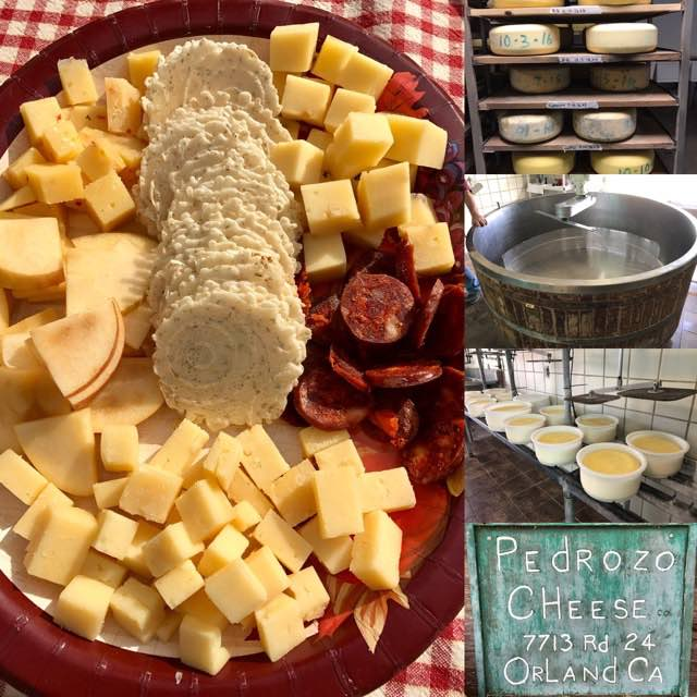 Water, Cows and Cheese | Pedrozo Cheese Farm Tour